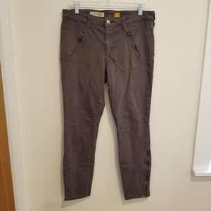 Pilcro And The Letterpress Fit Skinny Jeans